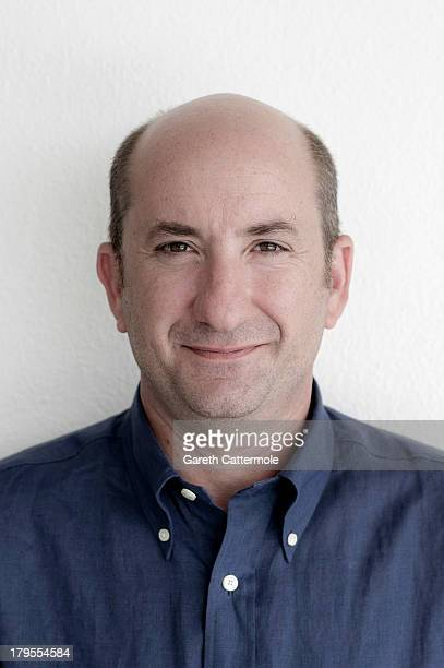 Actor Antonio Albanese poses during a portrait session at the 70th Venice International Film Festival on September 5, 2013 in Venice, Italy.