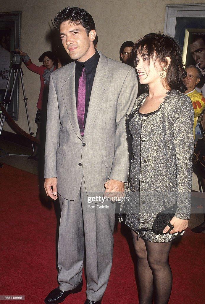 """The Mambo Kings"" Westwood Premiere : Foto jornalística"