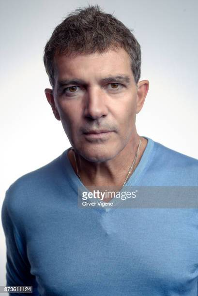 Actor Antonio Banderas is photographed for Self Assignment on September 2 2017 in Deauville France
