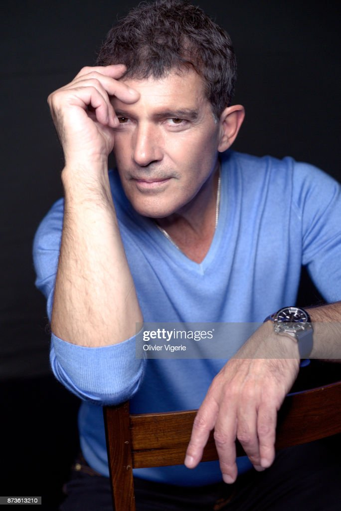 Actor Antonio Banderas is photographed for Self Assignment, on September 2, 2017 in Deauville, France.