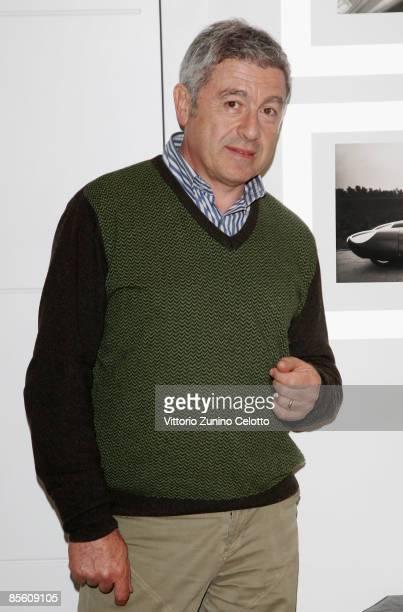 Actor Antonio Catania poses on March 25 2009 in Milan Italy
