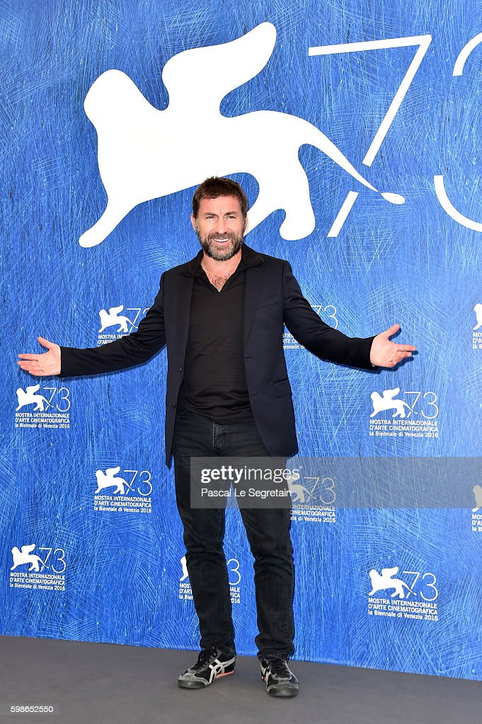 Actor Antonio de la Torre attends a photocall for 'The Fury Of A Patient Man (Tarde Para La Ira)' during the 73rd Venice Film Festival at Palazzo del Casino on September 2, 2016 in Venice, Italy.