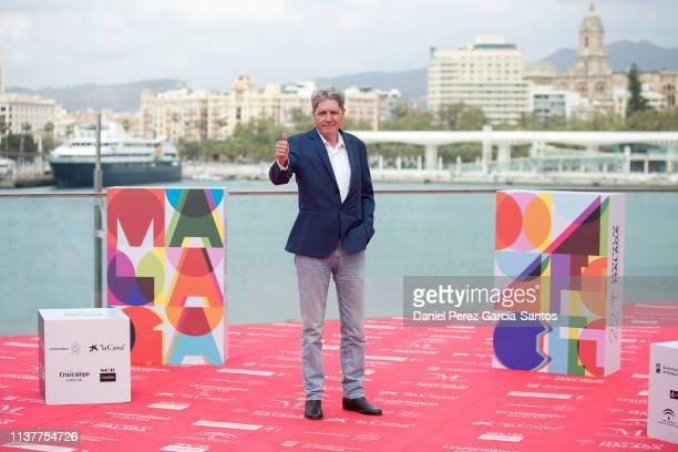 Actor Antonio Dechent attends 'Los Japon' photocall during the 22nd Malaga Film Festival on March 23 2019 in Malaga Spain
