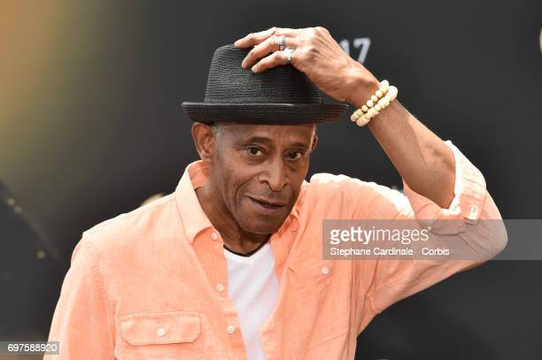 Actor Antonio Fargas from 'CHerif and Starsky Hutch' TV Shows poses for a Photocall during the 57th Monte Carlo TV Festival Day 4 on June 19 2017 in...