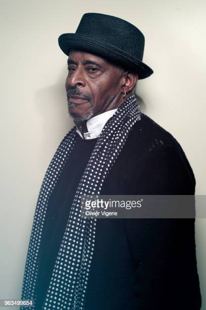 Actor Antonio Fargas is photographed for Self Assignment, on April, 2018 in Cannes, France. . .