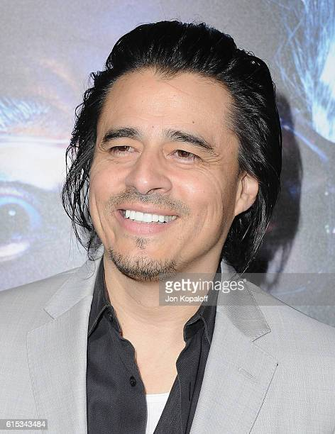 Actor Antonio Jaramillo arrives at the Los Angeles Premiere Boo A Madea Halloween at ArcLight Cinemas Cinerama Dome on October 17 2016 in Hollywood...