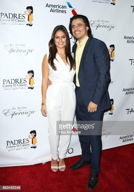 Actor Antonio Jaramillo attends Padres Contra El Cancer's 17th Annual 'El Sueno De Esperanza' Celebration at TAO Hollywood on September 24 2017 in...
