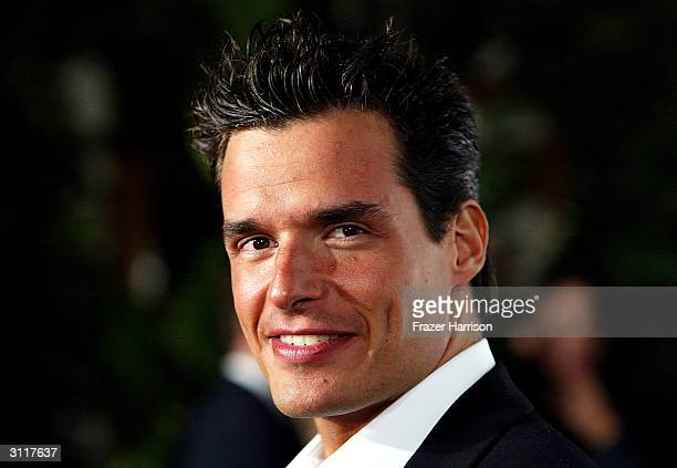 Actor Antonio Sabato Jr arrives at 'A Night with Janet Damita Jo Jackson' held in celebration of Janet Jackson's career achievements at Mortons...