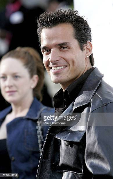 Actor Antonio Sabato Jr attends People En Espanol's 4th Annual '50 Most Beautiful' Gala at Capitale May 18 2005 in New York City