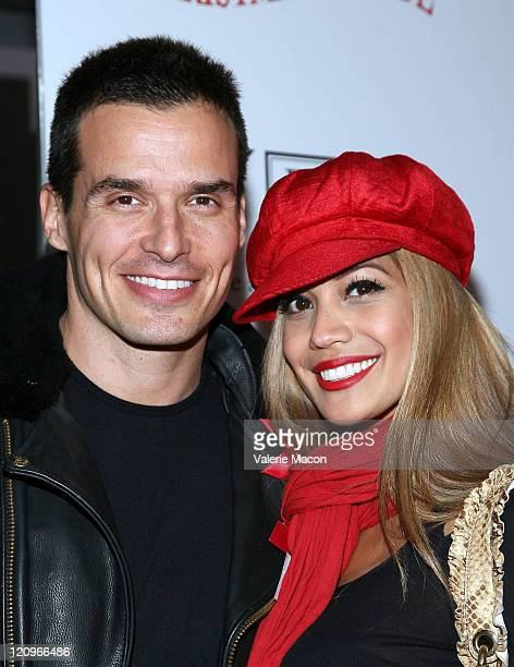 Actor Antonio Sabato Jr attends the 2009 Hollywood Chrismas Parade on November 29 2009 in Hollywood California