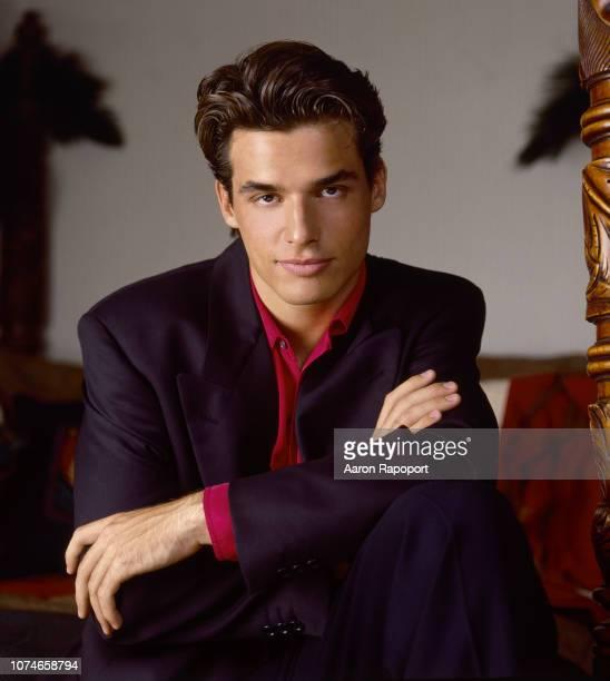 Actor Antonio Sabàto Jr poses for a portrait circa 1991 in Los Angeles California