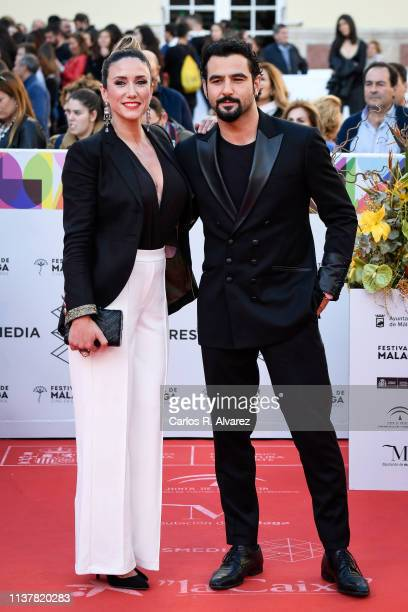 Actor Antonio Velazquez attends the Malaga Film Festival 2019 closing day gala at Cervantes Theater on March 23 2019 in Malaga Spain
