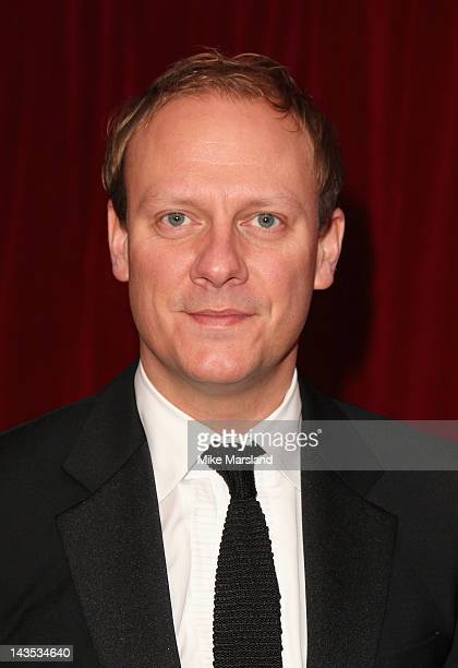Actor Antony Cotton attends the British Soap Awards at The London Television Centre on April 28 2012 in London England
