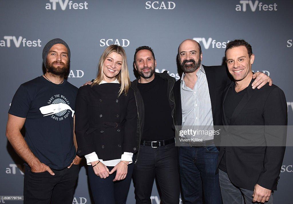 """SCAD Presents aTVfest  2016 - """"Banshee"""" : News Photo"""
