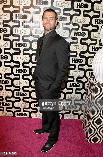 Actor Antony Starr attends HBO's Official Golden Globe Awards After Party held at Circa 55 Restaurant at The Beverly Hilton Hotel on January 13 2013...