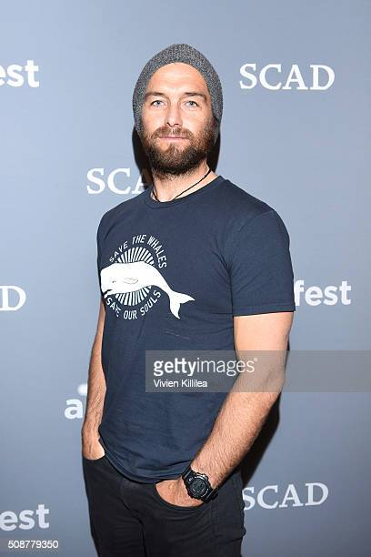 Actor Antony Starr attends the Banshee event during aTVfest 2016 presented by SCAD on February 6 2016 in Atlanta Georgia