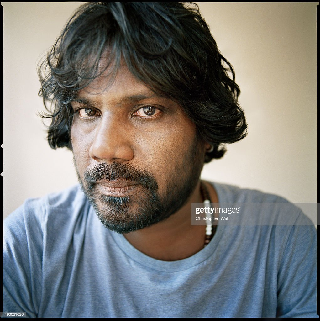 Actor Antonythasan Jesuthasan is photographed for The Globe and Mail on September 15, 2015 in Toronto, Ontario.