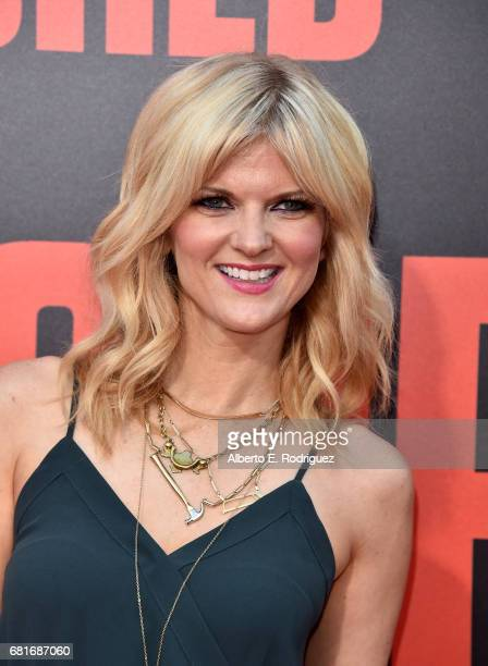 Actor Arden Myrin attends the premiere of 20th Century Fox's Snatched at Regency Village Theatre on May 10 2017 in Westwood California