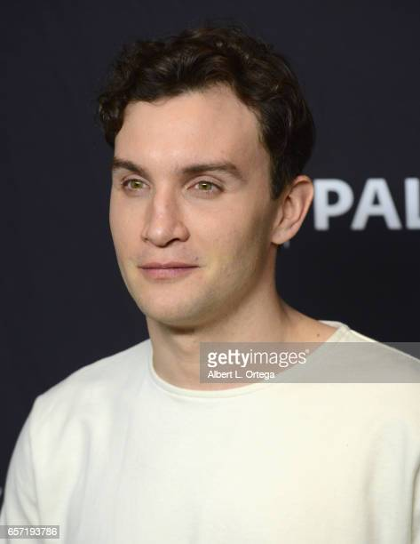 Actor Ari Millen arrives for The Paley Center For Media's 34th Annual PaleyFest Los Angeles 'Orphan Black' held at Dolby Theatre on March 23 2017 in...