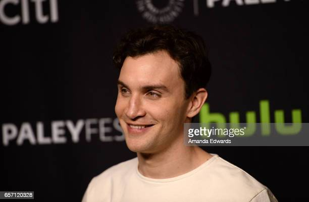 Actor Ari Millen attends The Paley Center For Media's 34th Annual PaleyFest Los Angeles 'Orphan Black' screening and panel at the Dolby Theatre on...