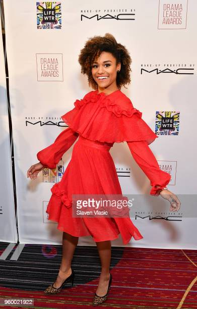 Actor Ariana DeBose attends 84th Annual Drama League Awards at Marriott Marquis Times Square on May 18 2018 in New York City