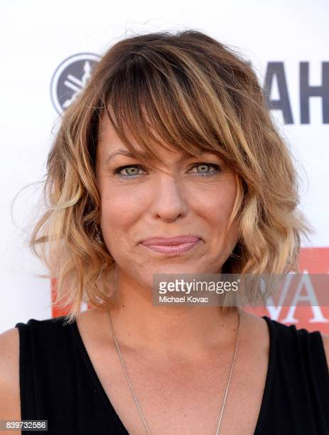 Actor Arianne Zucker attends the Festival of Arts Celebrity Benefit Event on August 26 2017 in Laguna Beach California