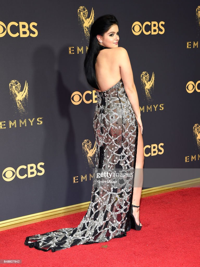 Actor Ariel Winter attends the 69th Annual Primetime Emmy Awards at Microsoft Theater on September 17, 2017 in Los Angeles, California.