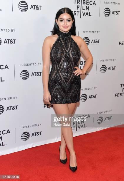 Actor Ariel Winter attends the Dog Years Premiere during 2017 Tribeca Film Festival at Cinepolis Chelsea on April 22 2017 in New York City