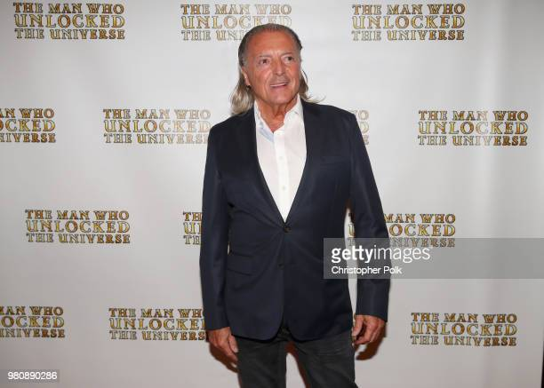 Actor Armand Assante at the premiere of THE MAN WHO UNLOCKED THE UNIVERSE on June 21 2018 in West Hollywood California