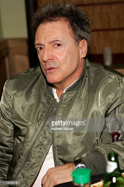 Actor Armand Assante attends the Dinner Parties at the Heineken Lounge on January 22 2008 in Park City Utah