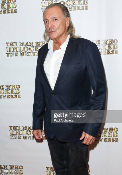 Actor Armand Assante attends the premiere of 'The Man Who Unlocked The Universe' on June 21 2018 in West Hollywood California