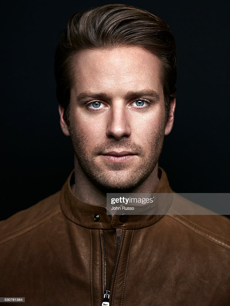 Armie Hammer, Self Assignment, February 1, 2016