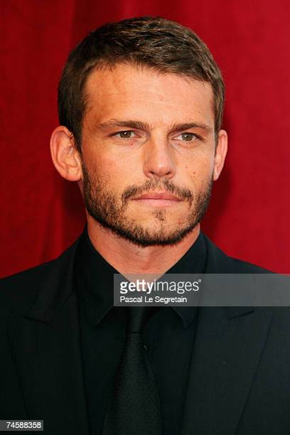 Actor Arnaud Binard attends the TF1 premiere screening of 'Mystere' on the third day of the 2007 Monte Carlo Television Festival held at Grimaldi...