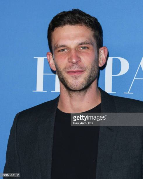 Actor Arnaud Valois attends theÊGolden Globes 75th Anniversary special screening and HFPA holiday receptionÊat Paramount Studios on December 8 2017...