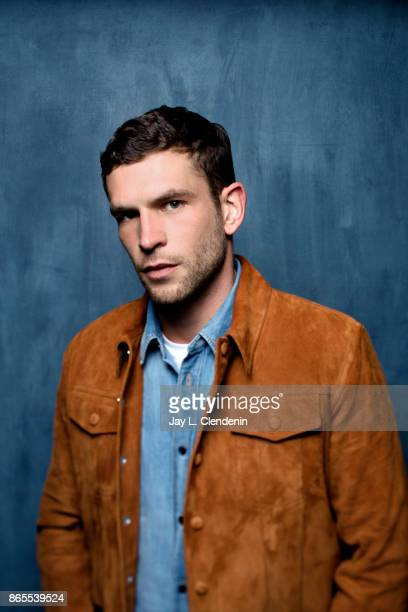 Actor Arnaud Valois from the film 'BPM ' poses for a portrait at the 2017 Toronto International Film Festival for Los Angeles Times on September 11...