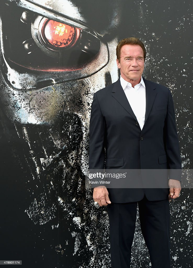 "LA Premiere Of Paramount Pictures' ""Terminator Genisys"""