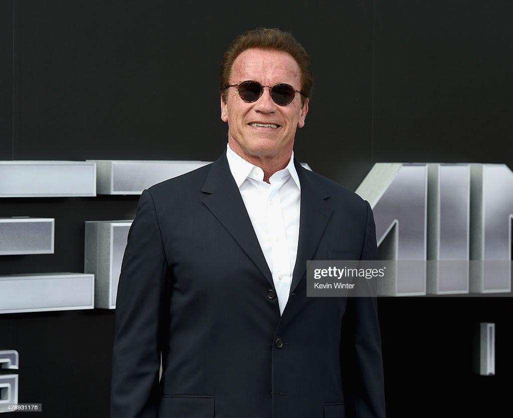 "LA Premiere Of Paramount Pictures' ""Terminator Genisys"""
