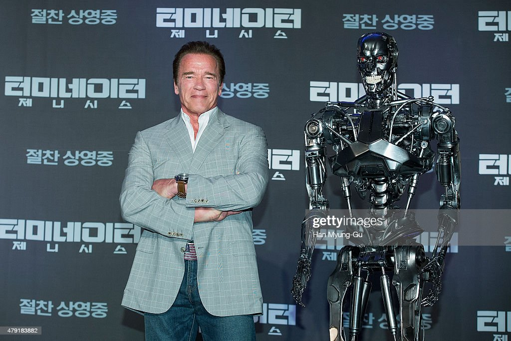 """Terminator Genisys"" Korean Press Conference"