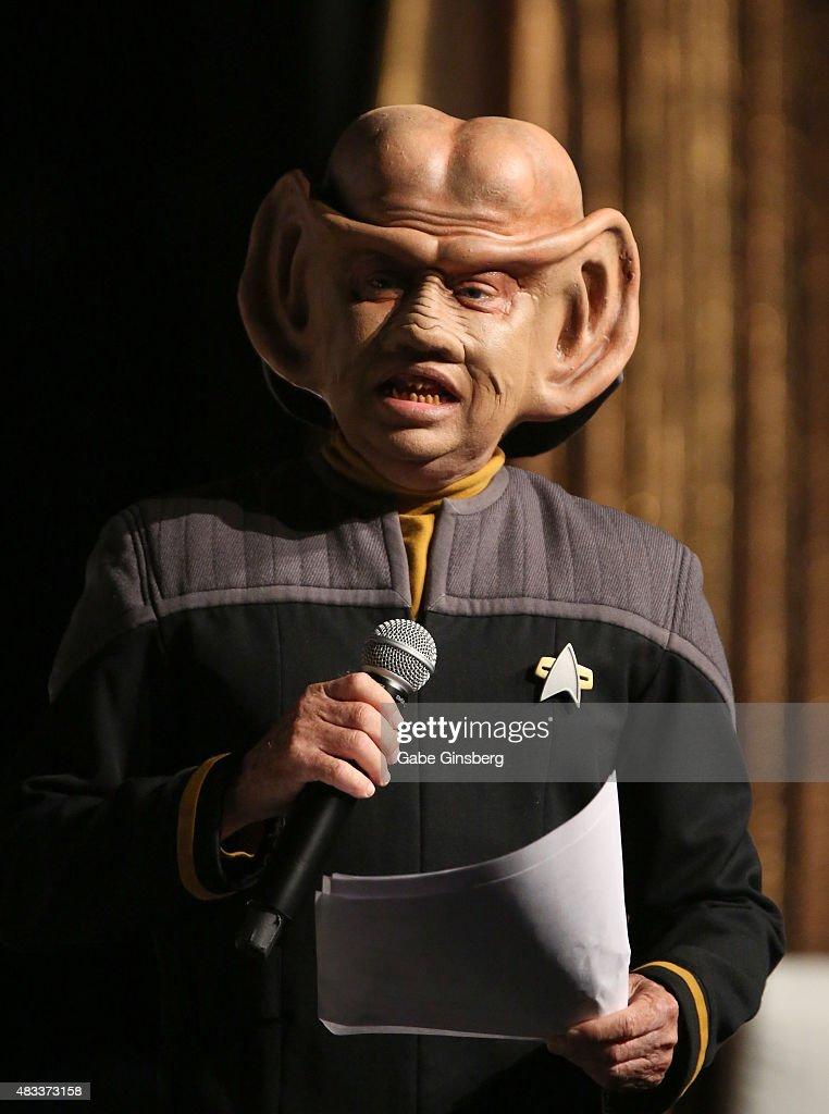 Armin Shimerman as Quark ...artwork by ExaggerArt http://exagger ...