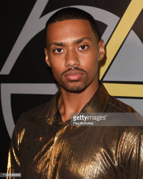Actor Arrington Foster attends the birthday celebration of Javicia Leslie on June 01 2019 in Los Angeles California