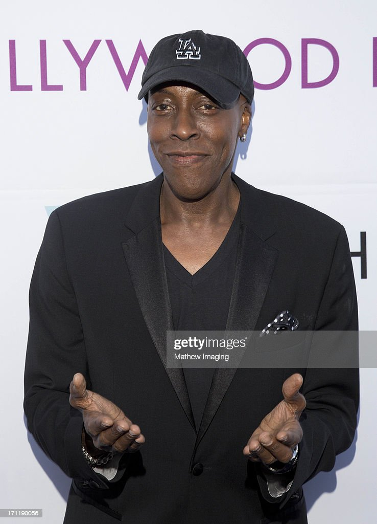 Actor Arsenio Hall attends Hollywood Bowl Opening Night Gala - Arrivals at The Hollywood Bowl on June 22, 2013 in Los Angeles, California.