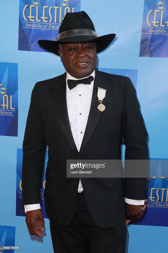 Actor Art Evans attends the Celestial Awards Of Excellence at Alex Theatre on May 25, 2017 in Glendale, California.