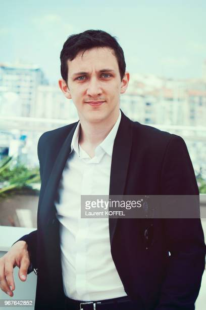 Actor Arthur Choisnet attends a photocall for 'Talents Adami Cannes' during the 69th annual Cannes Film Festival on May 17 2016 in Cannes France
