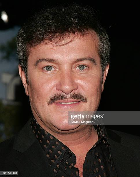Actor Arturo Peniche attends the launch of Telemundo's 'Victoria' at the Beverly Wilshire Hotel November 29 2007 in Beverly Hills California