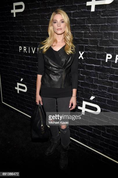 Actor Ashley Greene attends the Prive Eyewear Launch Party at Chateau Marmont on June 1 2017 in Los Angeles California