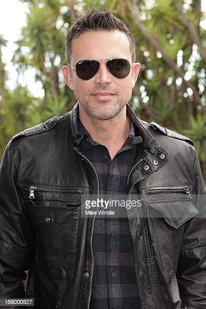 Actor Ashley Hamilton attends Recovery Fair Presented By The Fix And The Hills Treatment Center on November 10 2012 in Los Angeles California