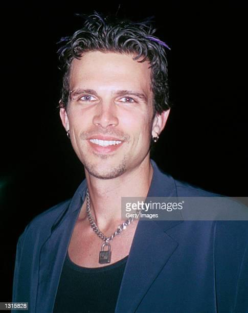 Actor Ashley Hamilton visits the Standard hotel nightclub June 7 2001 in Hollywood CA