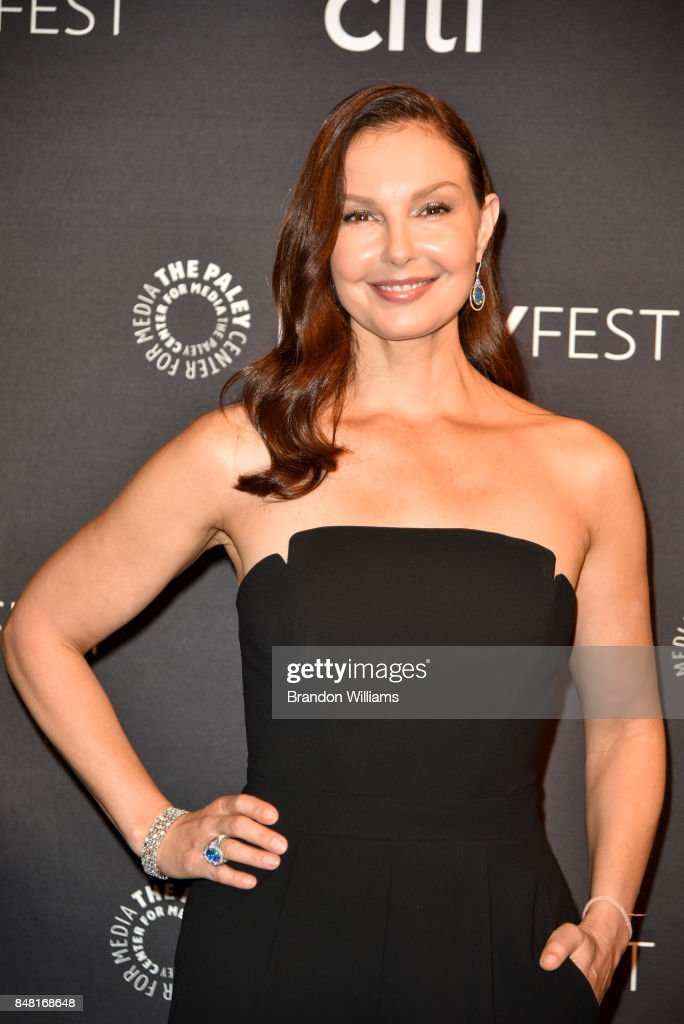 Actor Ashley Judd attends For Media's 11th Annual PaleyFest Fall TV Previews for EPIX at The Paley Center for Media on September 16, 2017 in Beverly Hills, California.