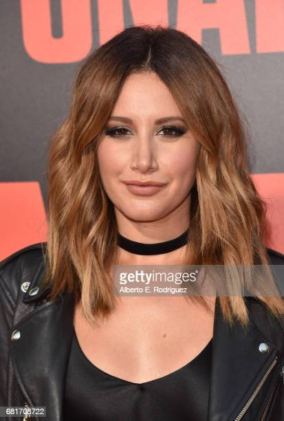Actor Ashley Tisdale attends the premiere of 20th Century Fox's Snatched at Regency Village Theatre on May 10 2017 in Westwood California