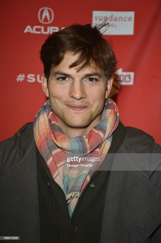 """jOBS"" Premiere - Red Carpet - 2013 Sundance Film Festival"